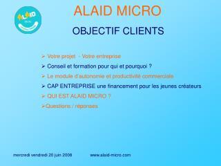 ALAID MICRO