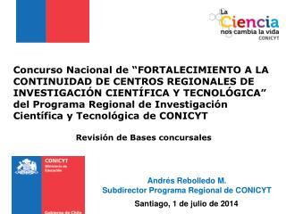 Santiago, 1  de  julio de 2014