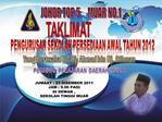 TAHNIAH - UPSR DAN PMR