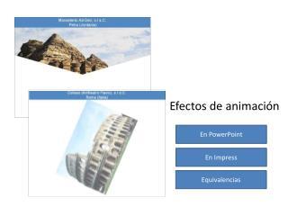 En PowerPoint