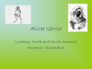 Alizee Garcia