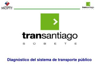 Diagnóstico del sistema de transporte público
