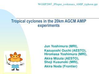 Jun Yoshimura (MRI), Kazuyoshi Ouchi (AESTO), Hiromasa Yoshimura (MRI),