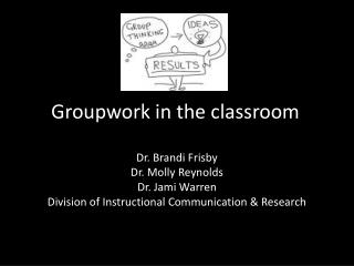 Groupwork  in the classroom