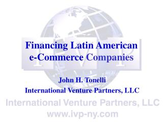 Financing Latin American  e-Commerce Companies