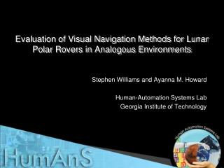 Evaluation of Visual Navigation Methods for Lunar Polar Rovers in Analogous Environments