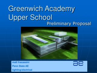 Greenwich Academy Upper School