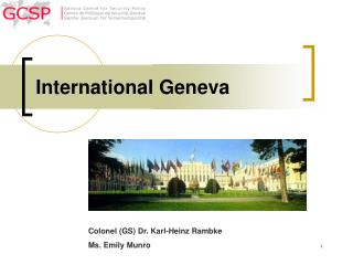 International Geneva