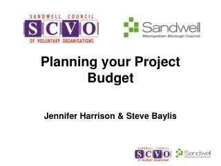 Planning your Project Budget