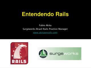 Entendendo Rails