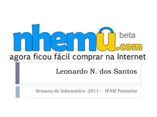 Leonardo N. dos Santos