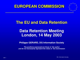 Data Retention vs Data Privacy
