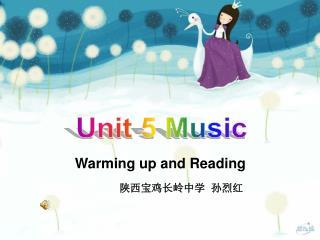 Unit 5 Music