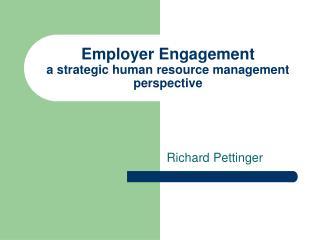 University industry engagement strategy