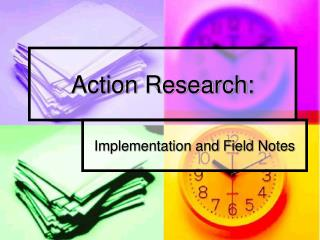 Action Research:
