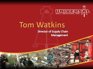 Tom Watkins