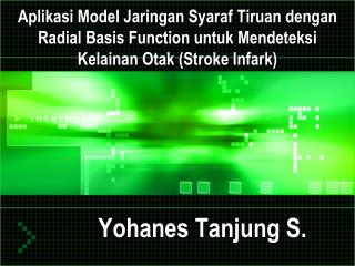 Yohanes Tanjung S.