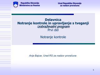 Anja Bajcar, Urad RS za nadzor proračuna