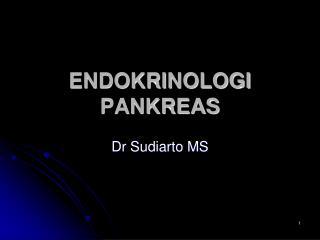 ENDOKRINOLOGI PANKREAS