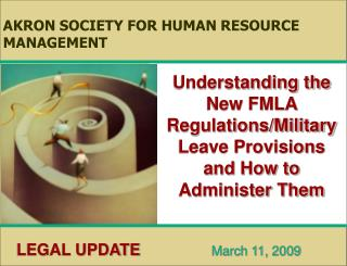 LEGAL UPDATE March 11, 2009