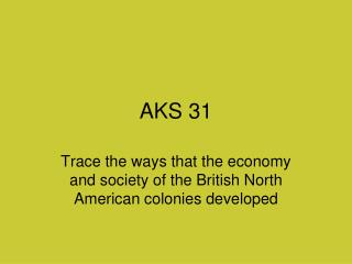AKS 31