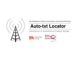 Auto-txt Locator
