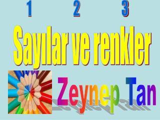 Zeynep Tan