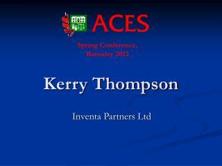 Kerry Thompson