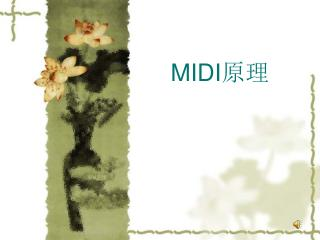 MIDI ??