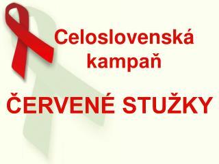 Celoslovenská kampaň