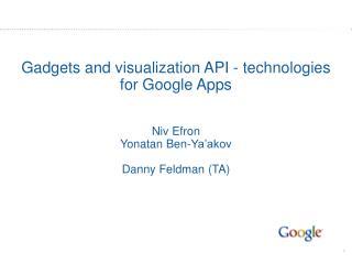 Google Technologies