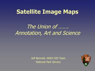 Satellite Image Maps