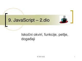 9. JavaScript – 2.dio