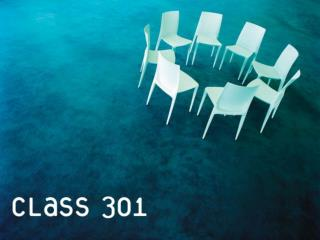 CLASS 301