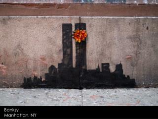 Banksy Manhattan, NY