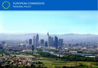 The urban and environmental dimensions  within the Structural Funds  of the European Union