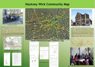 Hackney Wick Community Map