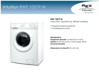 Intuition  RWF 10079 W