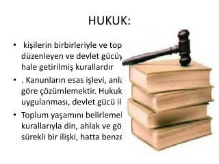 HUKUK: