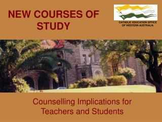 Counselling Implications for Teachers and Students