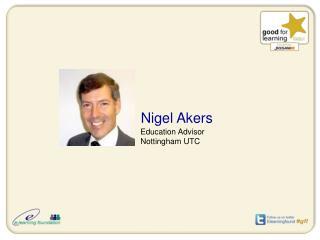 Nigel Akers