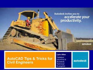 AutoCAD Tips  Tricks for Civil Engineers