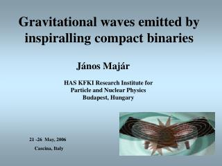 Gravitational waves emitted by inspiralling compact binaries