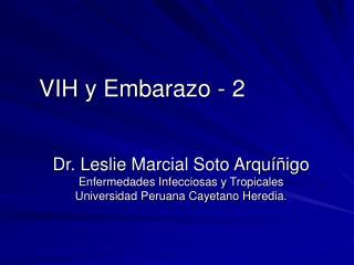 VIH y Embarazo - 2