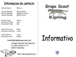 Grupo Scout