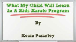 ppt-39699-What-My-Child-Will-Learn-In-A-Kids-Karate-Program