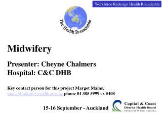 15-16 September - Auckland