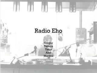 Radio Eho