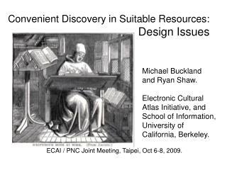 Michael Buckland and Ryan Shaw.