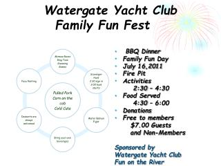 Watergate Yacht Club Family Fun Fest